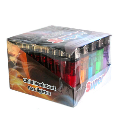 Box of Super Lighters (50)