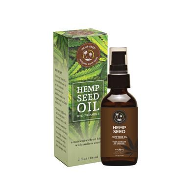 Earthly Body Pure Seed Oil W/ Vitamin E - 2oz