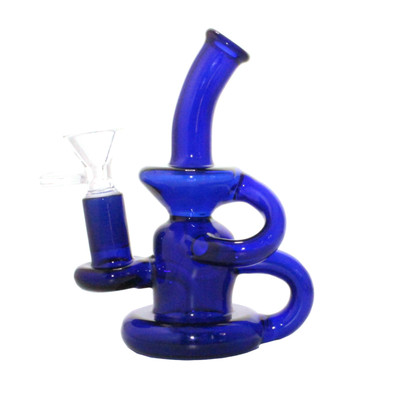 Mini Blue Recycler 5""