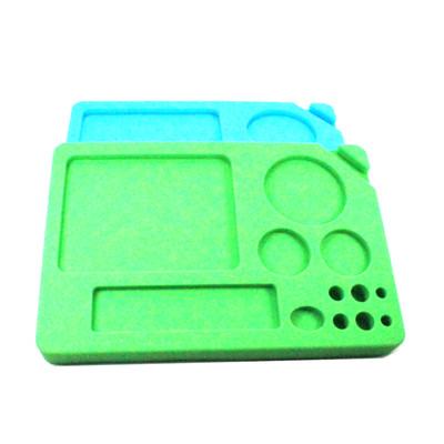 Silicone Tray w/ Compartments