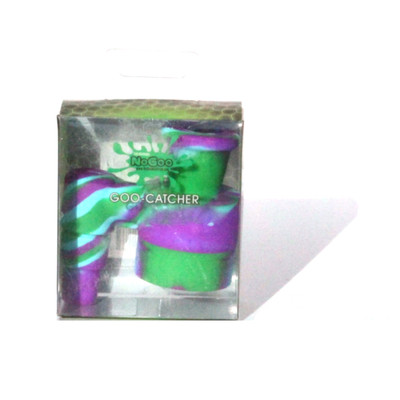No Goo Goo-Catcher - 14/19mm Male - Assorted Color