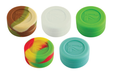 Pulsar Silicone Cylinder Container