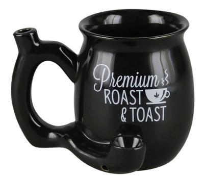 Preimum Roast & Toast Mug Pipe - 11oz/Small