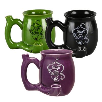 High Tea Mug Pipe - 11oz/Small
