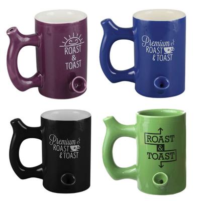Roast & Toast Mug Pipe Premium - 10.5 oz