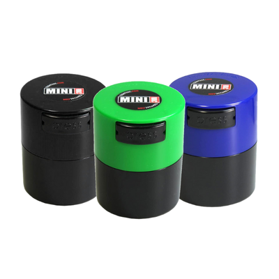 MiniVac Solid Airtight Storage Container