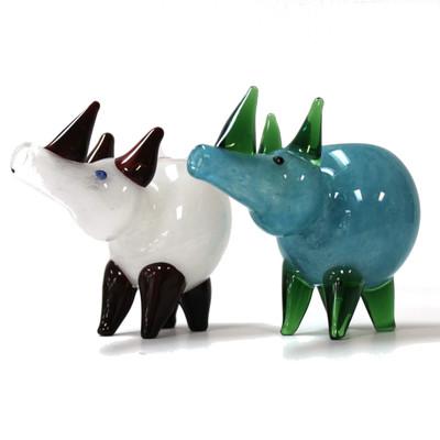 "3.5"" x 3.5"" Rhino (121g)"
