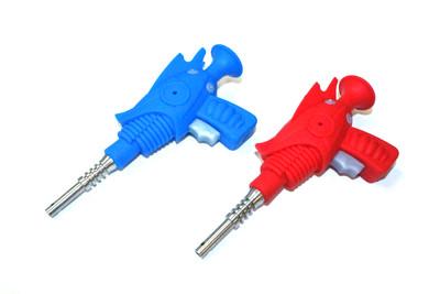 14mm Silicone Gun Nectar Collector