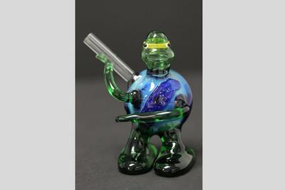 Ninja Turtle Pipe (80mm)