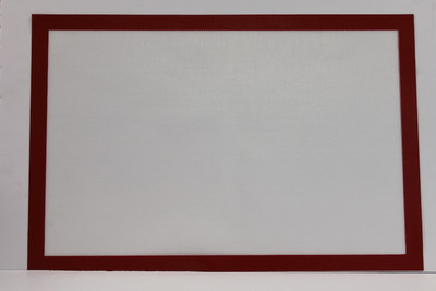 "Approximately 24"" by 16"" Mat (Red)"