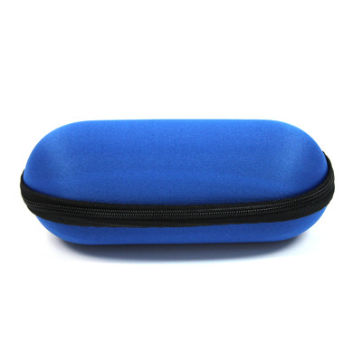 "Padded Hard Shell Pouch - Medium - 6.5""/Blue"