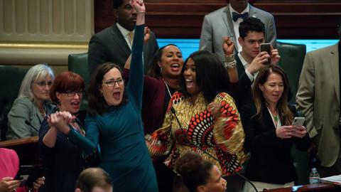 Illinois House approves legalization bill backed by Gov. J.B. Pritzker