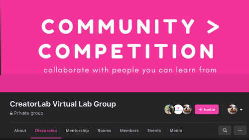 Virtual Lab Group Membership