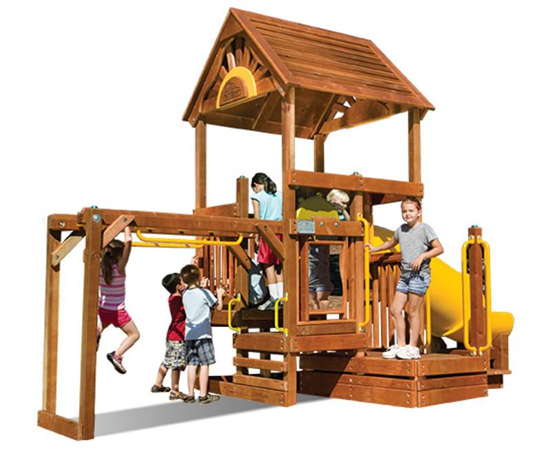97A-Commercial Play Village Design Idea A