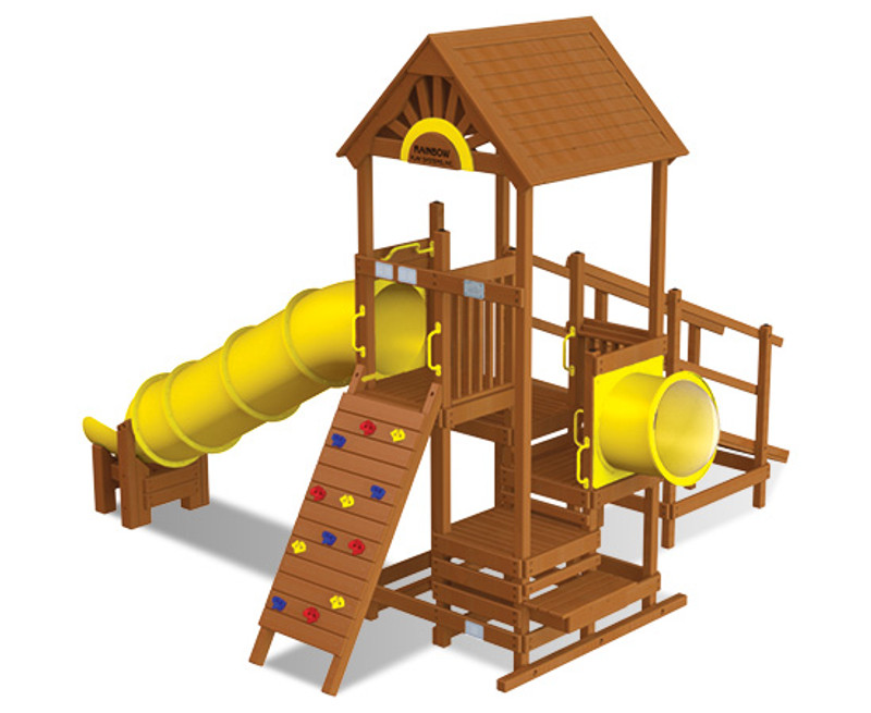 Commercial Play Village Design 304