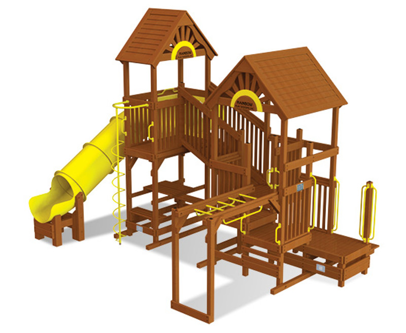 Commercial Play Village Design 504