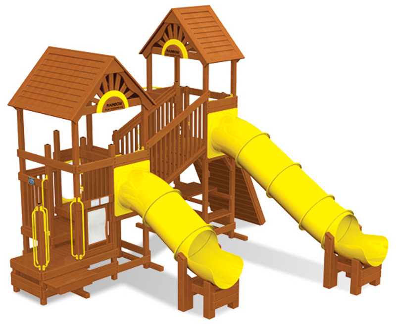 Commercial Play Village Design 505