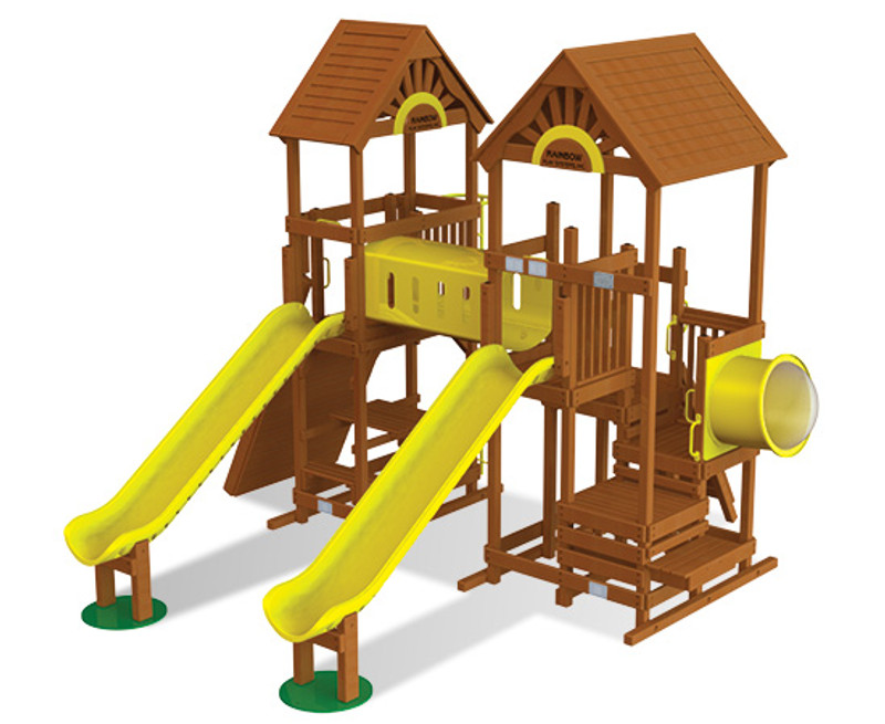 Commercial Play Village Design 506