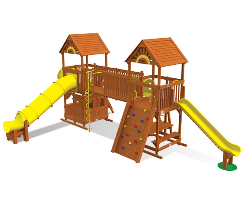 Commercial Play Village Design 601