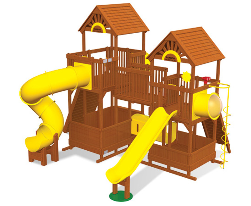 Commercial Play Village Design 701