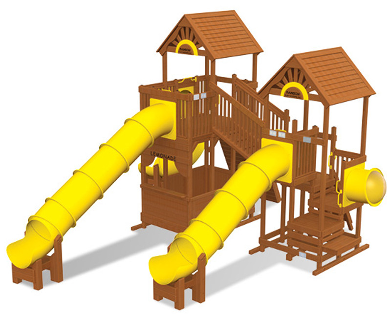 Commercial Play Village Design 703
