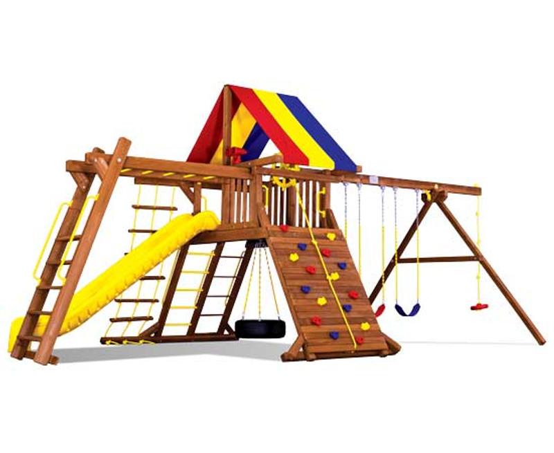 9D-Circus Castle Pkg III Loaded