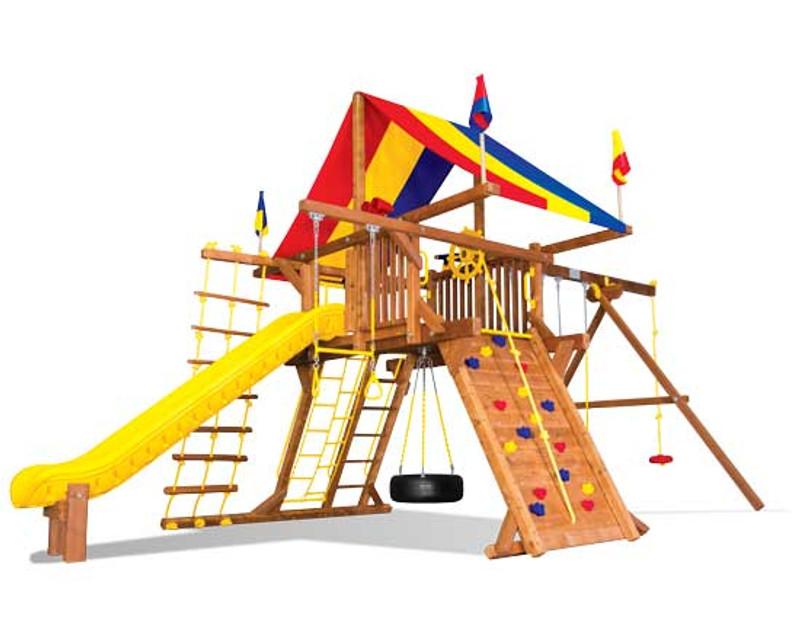 16A-Rainbow Castle Pkg II Feature Model
