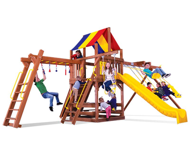 31G-Circus Clubhouse Pkg III Wonderland