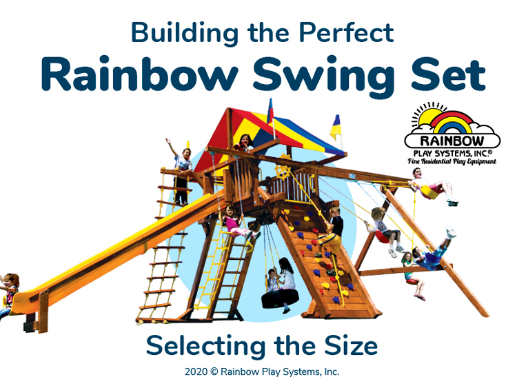 ​Building the Perfect Rainbow Swing Set – Part 2