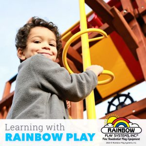 Learning Ideas with Rainbow PlaySets