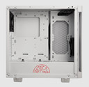 XPG INVADER Mid-Tower PC Chassis (INVADER-WHCWW)