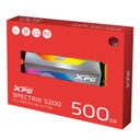 XPG Spectrix S20G Series: 500GB Internal Solid State Drive PCIe Gen3x4 M.2 2280