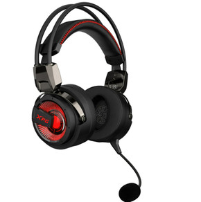 XPG PRECOG: PC and Console Wired Gaming Headset | Dual Drivers