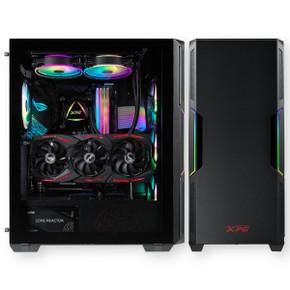 XPG Starker RGB ATX Mid-Tower Case - Black