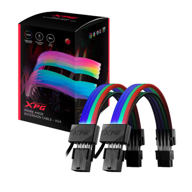 XPG PRIME ARGB EXTENSION CABLE - VGA