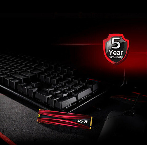 XPG GAMMIX Gaming SSD S11 Pro Series: 256GB Internal PCIe Gen3x4 M.2 2280 (NVMe)