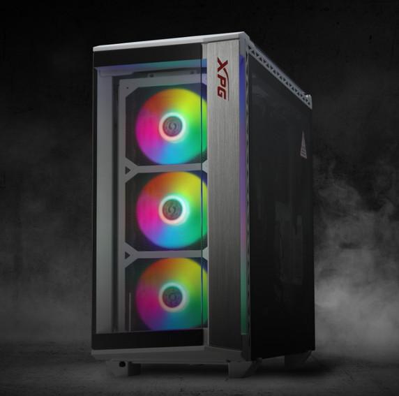 XPG VENTO PC ARGB LED Case Fan - 1,200 RPM 120MM Fan