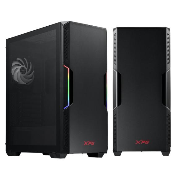 XPG Starker Compact Mid-Tower RGB Case Black