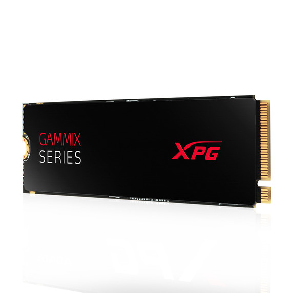 XPG GAMMIX S7 Series: 1TB PCIe Gen3x4 M.2 2280 Solid State Drive