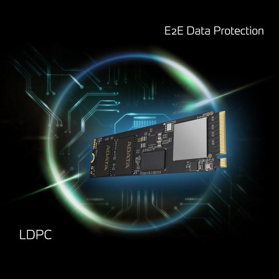 XPG GAMMIX S70 Blade: 1TB M.2 2280 NVMe PCIe 3D NAND Gen4 Gaming Internal SSD