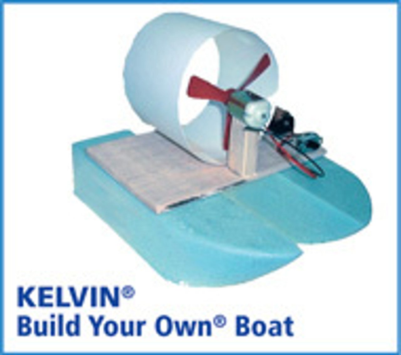 KELVIN®Build Your Own® Boat Kits