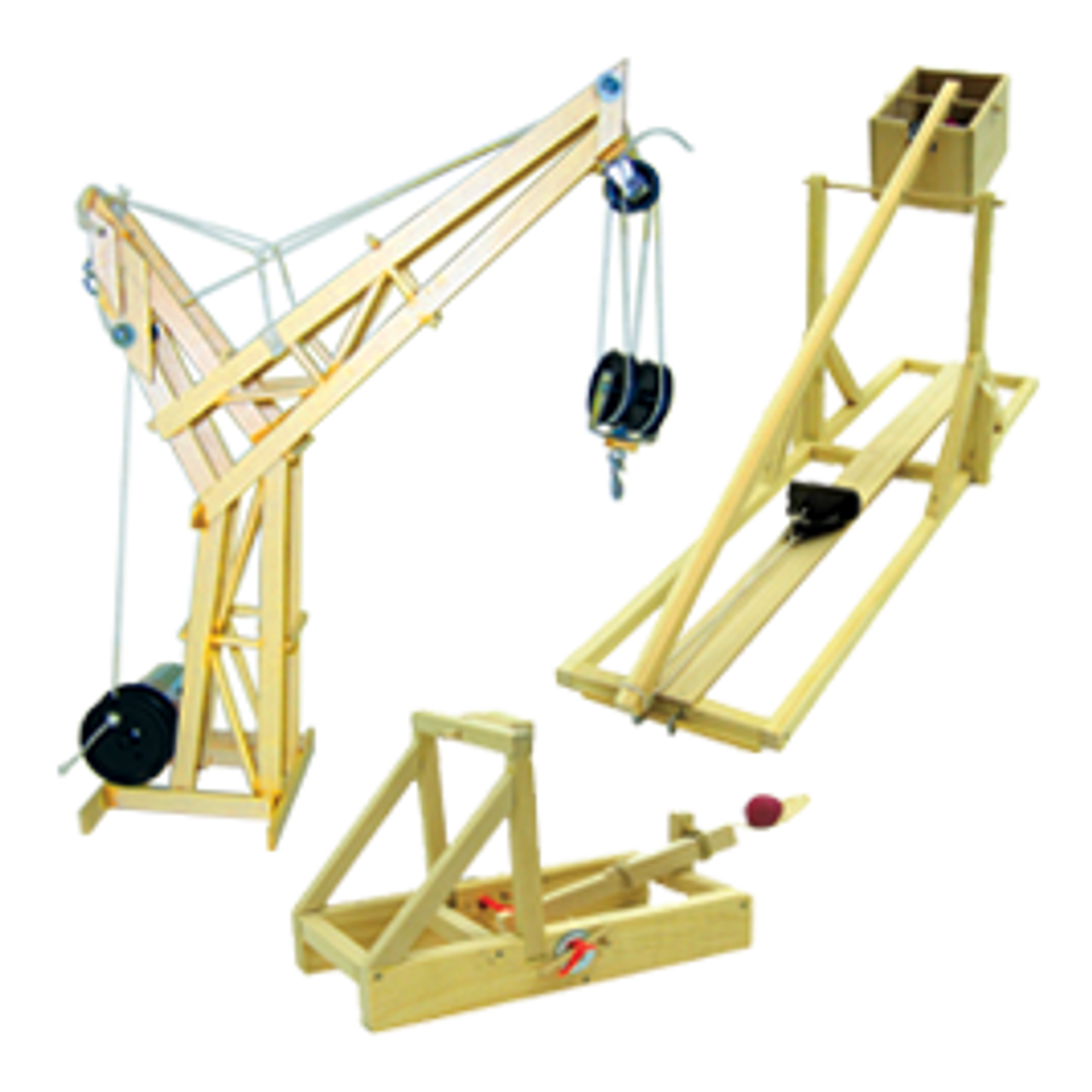 KELVIN® Cranes & Catapults