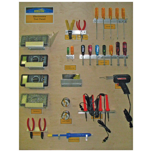 KELVIN® Electronic Tools Panel