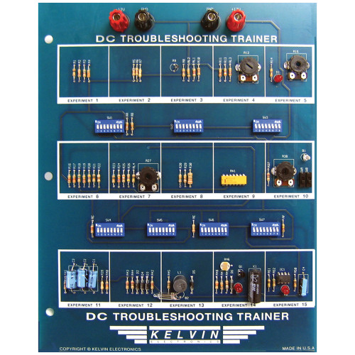 KELVIN® DC Troubleshooting Trainer™