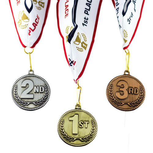 Competition Medallions