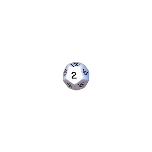 Dice, 12-Sided