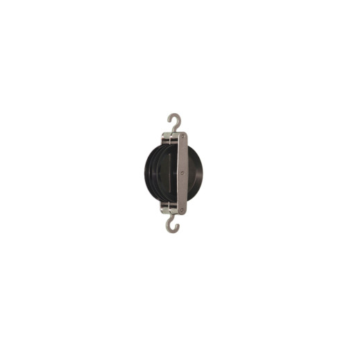 Double 50mm Pulley
