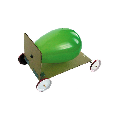 Design It! Balloon-Powered Cars Guide