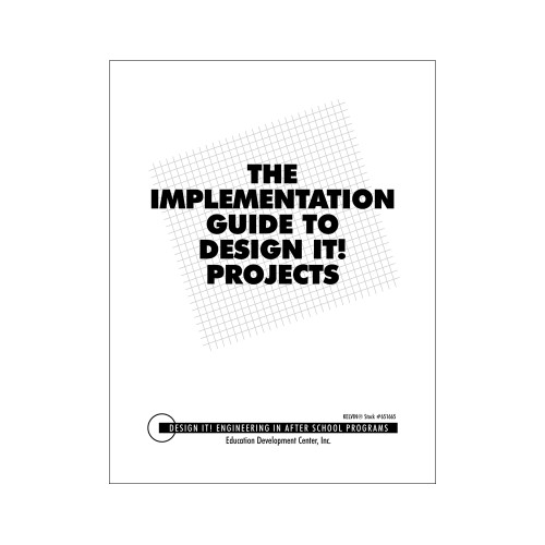 Design It! Project Series Implementation Guide