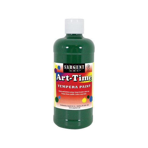 Art-Time Washable Paint - Green